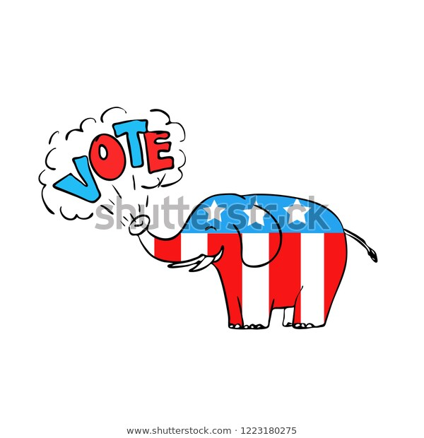 Republican Drawing Illustration Drawing Sketches Drawings Editorial Illustration