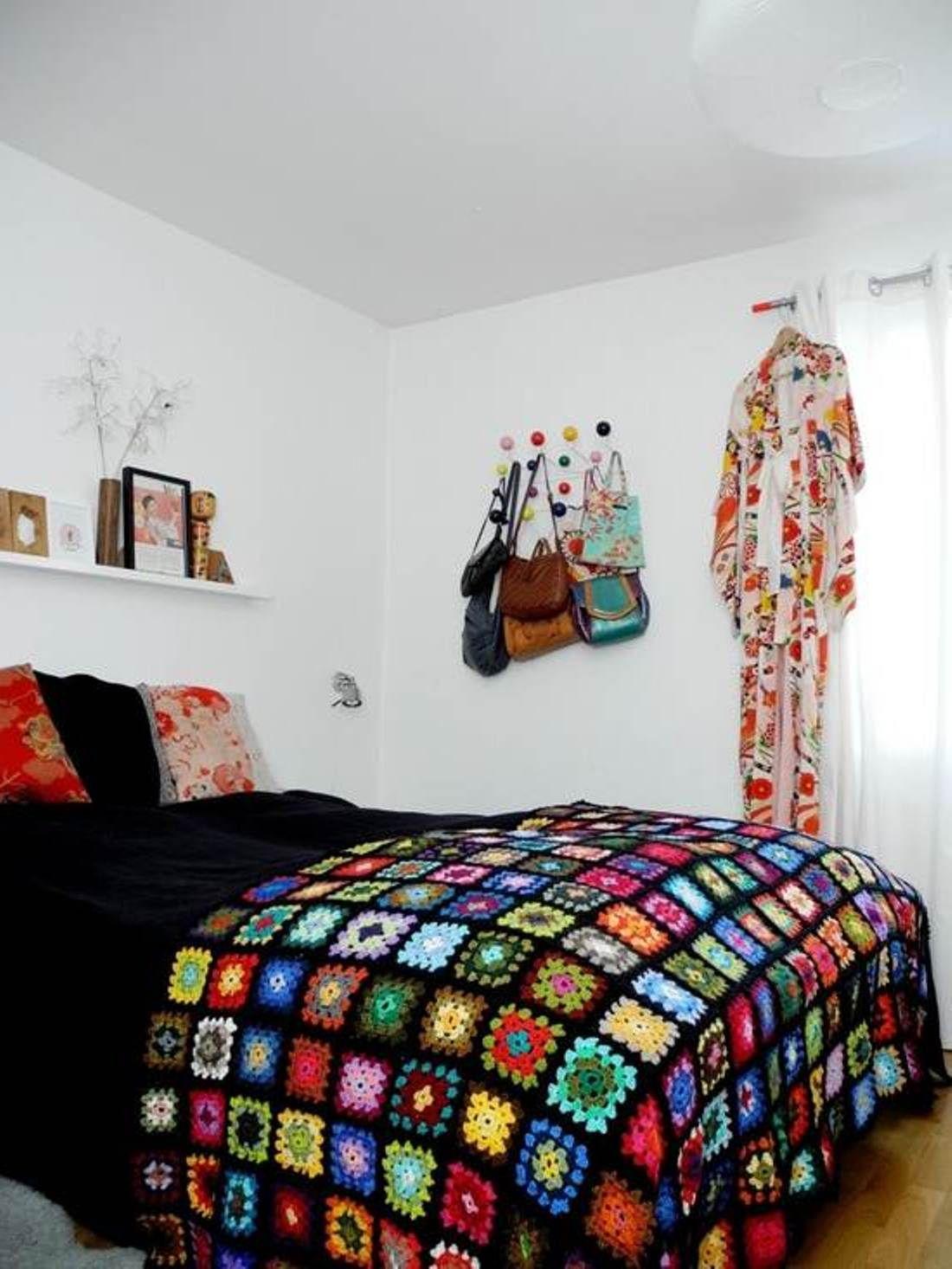 24+ Contemporary Boho Bedroom Diy Decor (With images ...