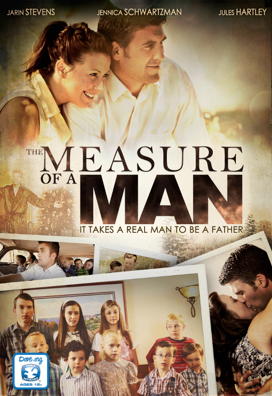 The Measure of a Man is now available on DVD at all your
