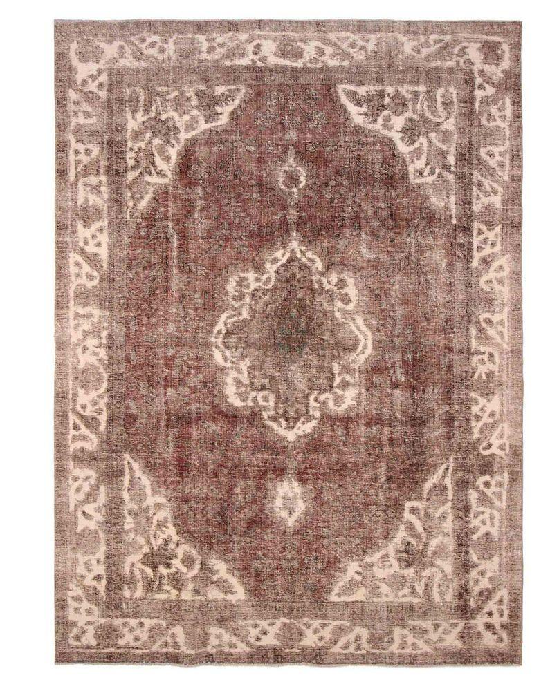 Vintage Orientteppich Perser 300 X 200 Cm Oriental Rug Orientteppich Teppich Orient