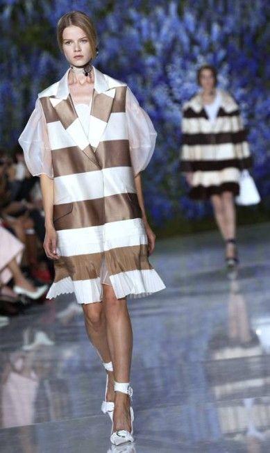 Dior primavera/verão 2016 FRANCOIS GUILLOT / AFP