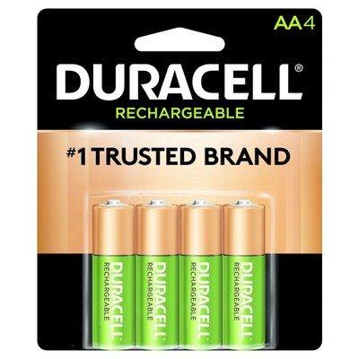 Duracell Rechargeable Aa Batteries 4 Ct Target Inventory Checker Brickseek 7 24 50 Off Duracell Nimh Battery Rechargeable Batteries