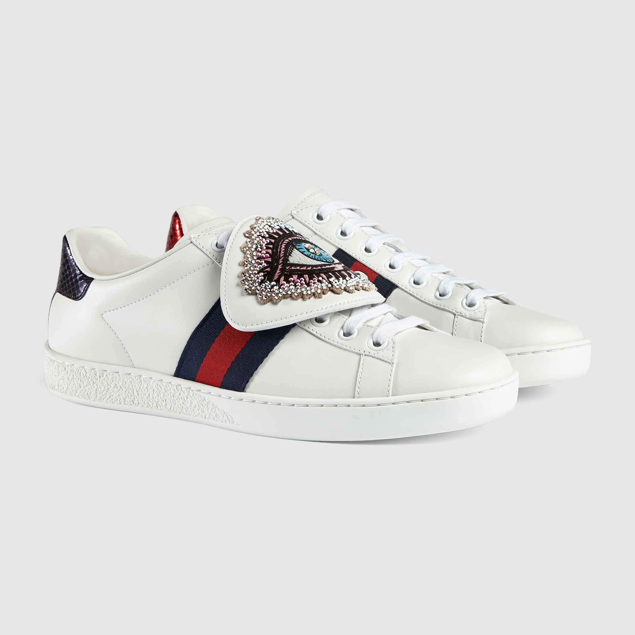 d9478a13579 Gucci Ace Eye Patch Women's Sneakers in 2019 | Products | Sneakers ...