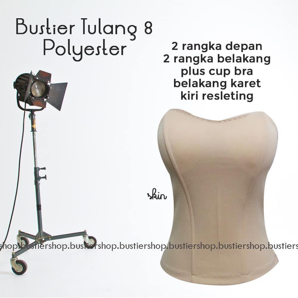 BUSTIER TULANG 4 skin   70 K   Kami memproduksi bustier longtorso dalaman  kebaya dengan model 9c071dc2ad