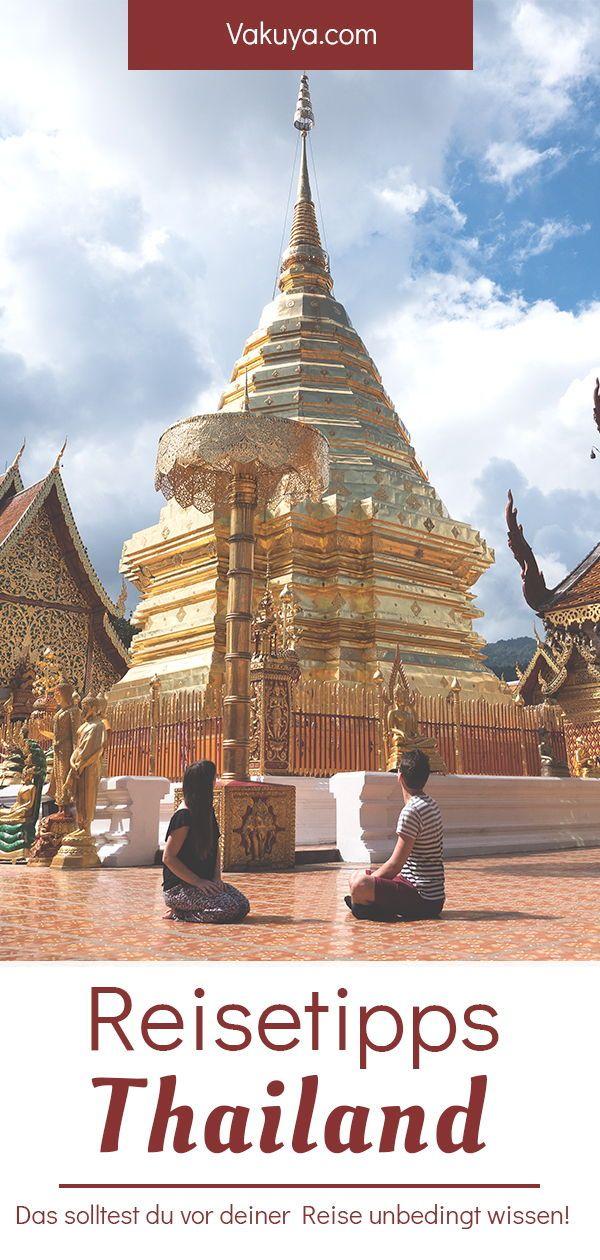 , Thailand – wichtige Infos und Tipps – Vakuya, My Travels Blog 2020, My Travels Blog 2020