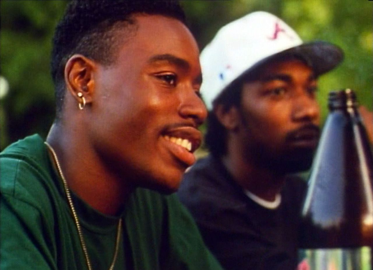 sociology and menace ii society Directed by albert hughes, allen hughes with tyrin turner, larenz tate, june  kyoto lu, toshi toda a young street hustler attempts to escape the rigors and.
