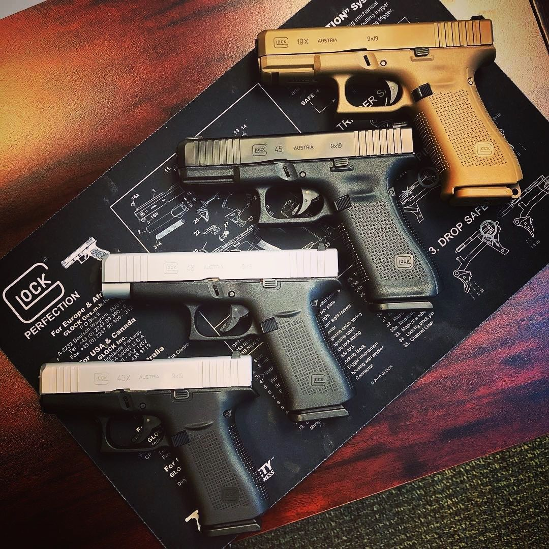 """Upper Hand Holsters on Instagram: """"Glock 48 and 43X holsters"""