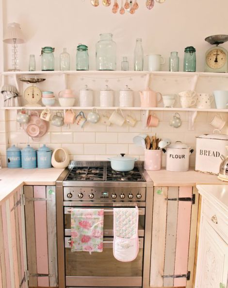 Vintage Kitchen Ideas: Retro Kitchen Decorating Ideas