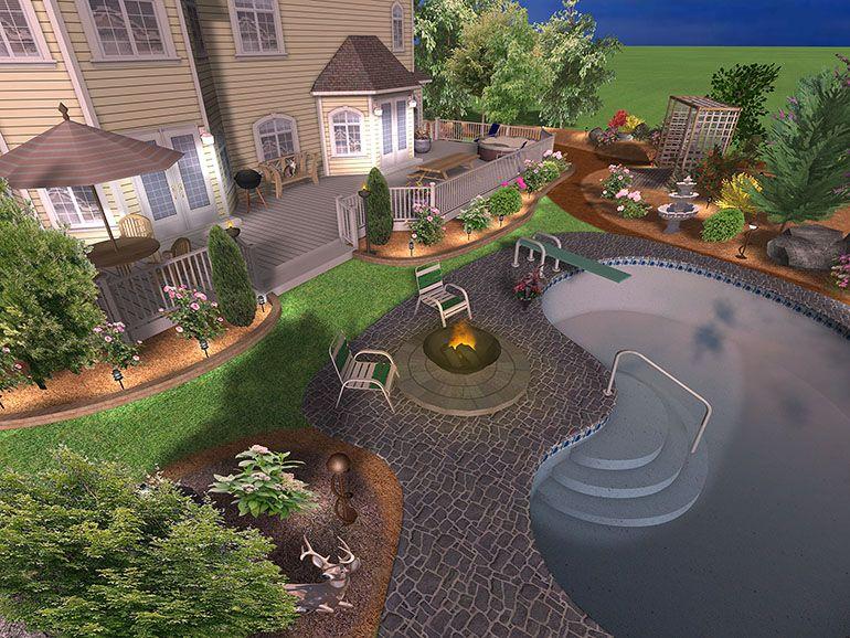 Landscape Lighting Design Landscape Design Software Free Landscape Design Software Garden Design Software