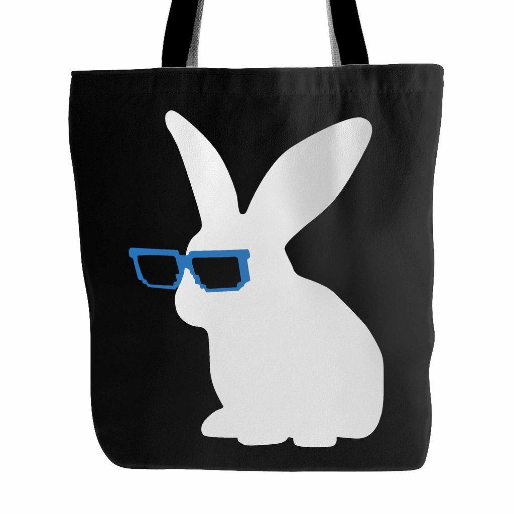 Bad Bunny Crewneck Tote Bag #badbunny Bad Bunny Crewneck Tote Bag #badbunny