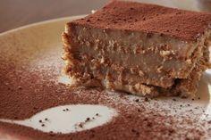 Photo of Torta di biscotti al caffè