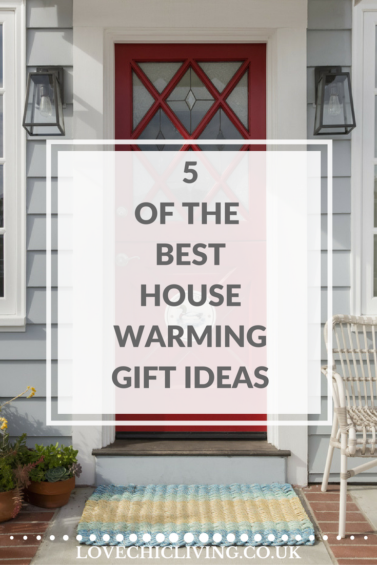 5 of the Best Housewarming Gift Ideas | Pinterest | Housewarming ...