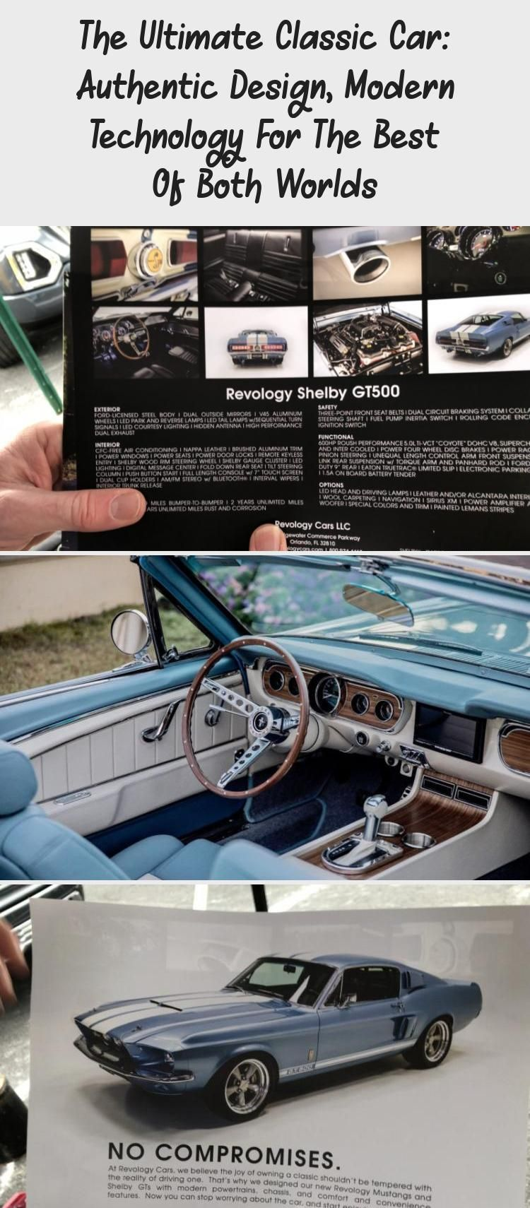 The Ultimate Classic Car Authentic Design Modern Technology For