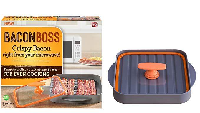 baconboss microwave bacon maker