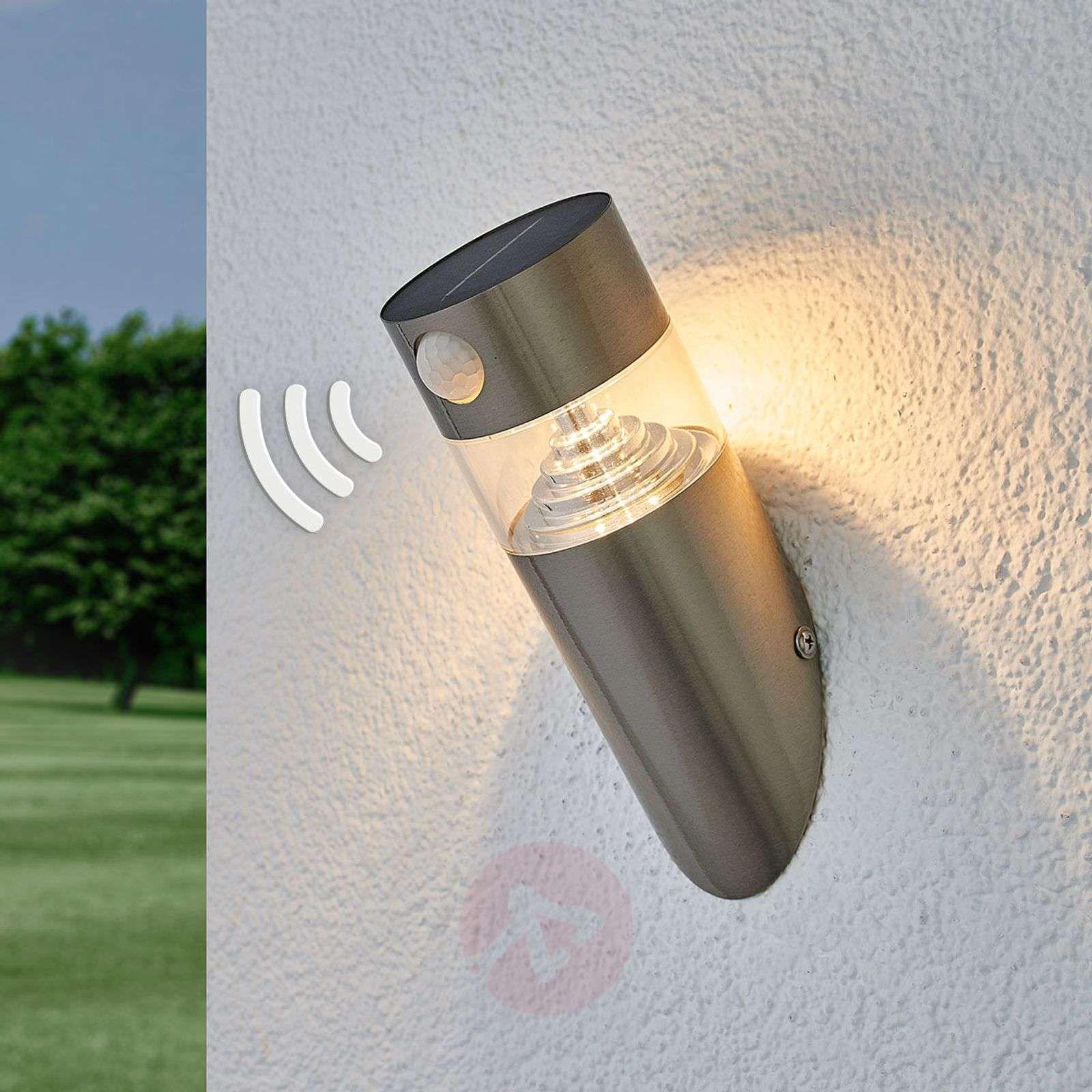 duże lampy solarne ogrodowe | oswietlenie zewnetrzne domu