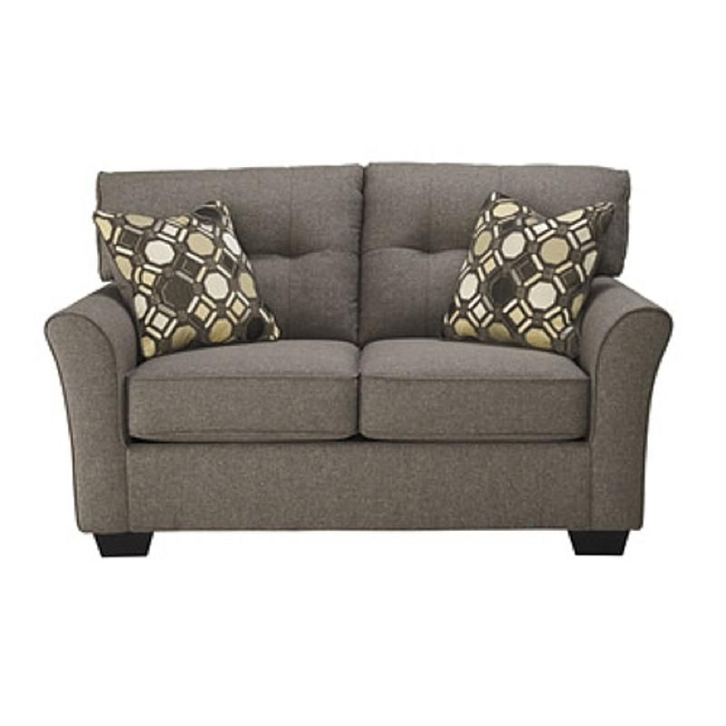 Signature Design By Ashley Tibbee Loveseat Slate Love Seat