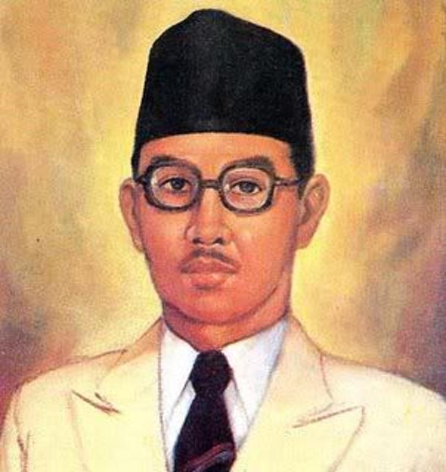 Gambar Grafiti Pahlawan Indonesia