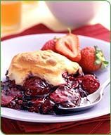 Berry Cobbler.. Cobbler is a Southern favorite.. Only 5 Weight Watcher Points.. will def be making this one