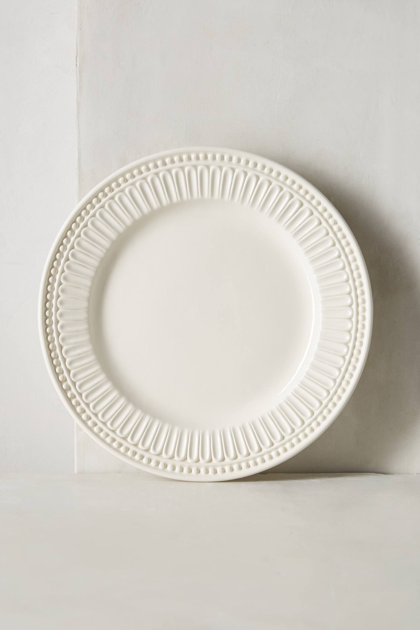 Ceres Dinner Plate | Dinnerware, Dining and Interiors for Dinner Plate Side View  111ane