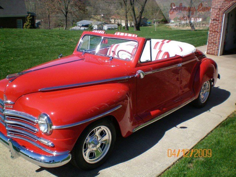 48 Plymouth | Vintage Cars | Pinterest | Plymouth