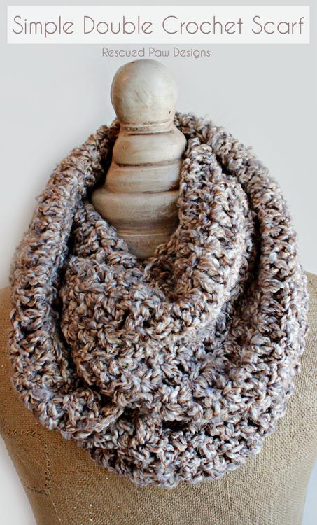 Simple Crochet Scarf Pattern Crochet Obsessed Scarves Cowls
