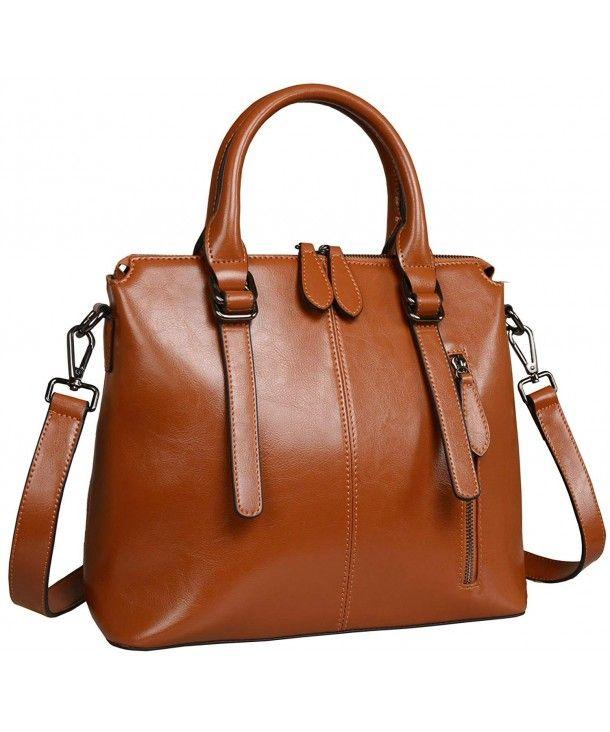 87636636fc67 Leather Shoulder Handbags Crossbody Handbag - Brown-r - CC128OJISLN  hobo   bags  handbags  style  gift