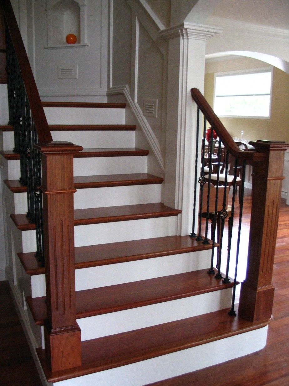 Best For The Railing Heading Up To The Bedrooms Upstairs 400 x 300