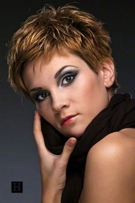 Very short haircuts for women Hair styles Pinterest Cabello y