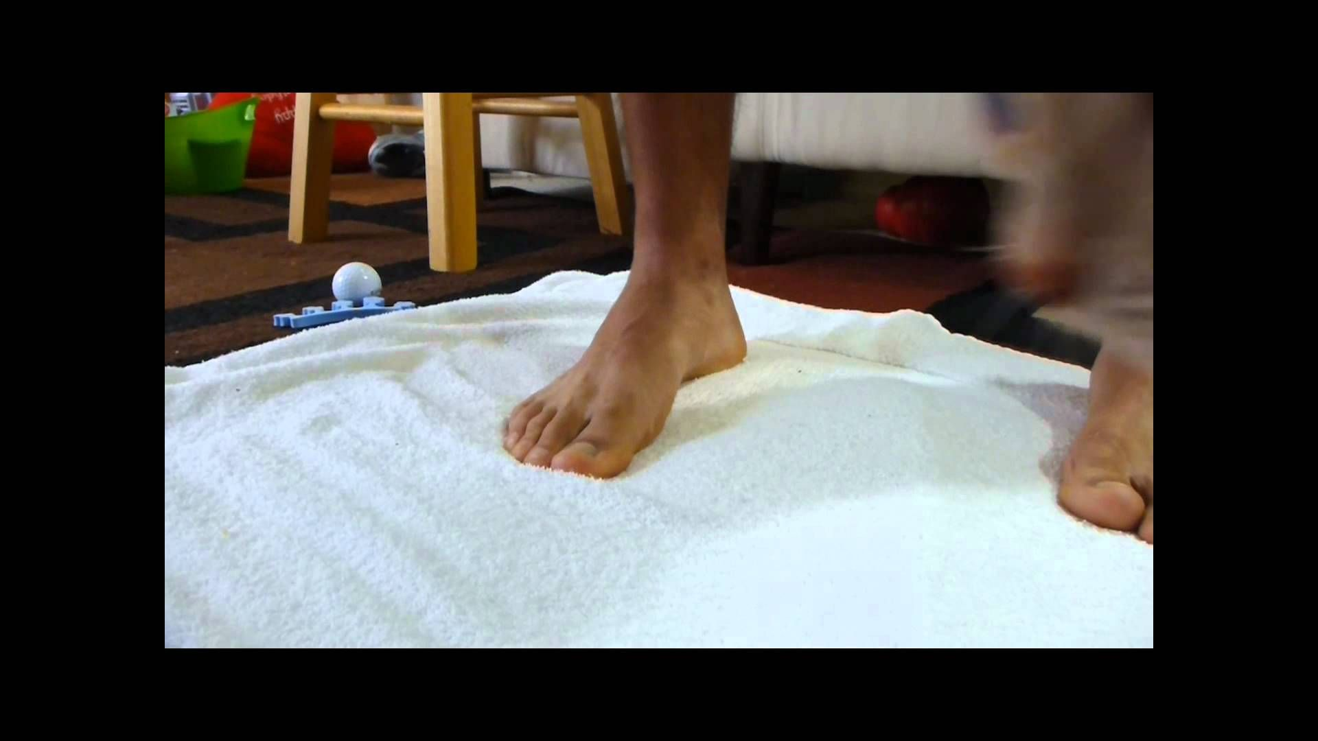 Bunion Treatment - Exercises to Help Avoid Bunion Surgery 2/3