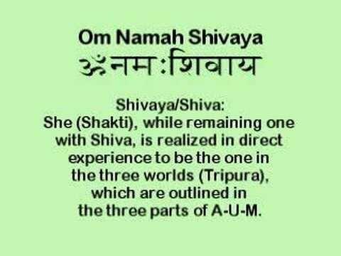 Panchakshari Mantra Of Lord Shiva Five Syllable Mantra Meaning Om Namah Shivaya Om Namah