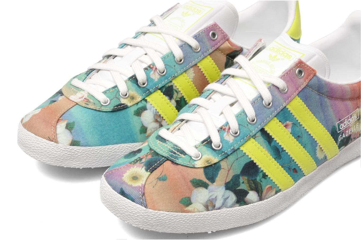 Gazelle Og Wc Farm W Adidas Originals (Multicolore) : livraison gratuite de vos Baskets