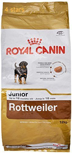 Royal Canin Rottweiler Junior Health Nutritional Dog Food 12 Kg Royal Canin Royal Dog Food Recipes