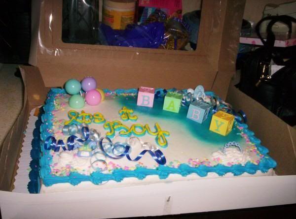 Walmart Baby Shower Cakes | Baby Shower
