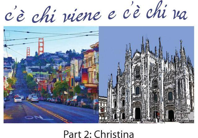 Podcast: C'è chi viene e c'è chi va: the differences between Milano & San Francisco - Part 2 - Studentessa mattaStudentessa matta