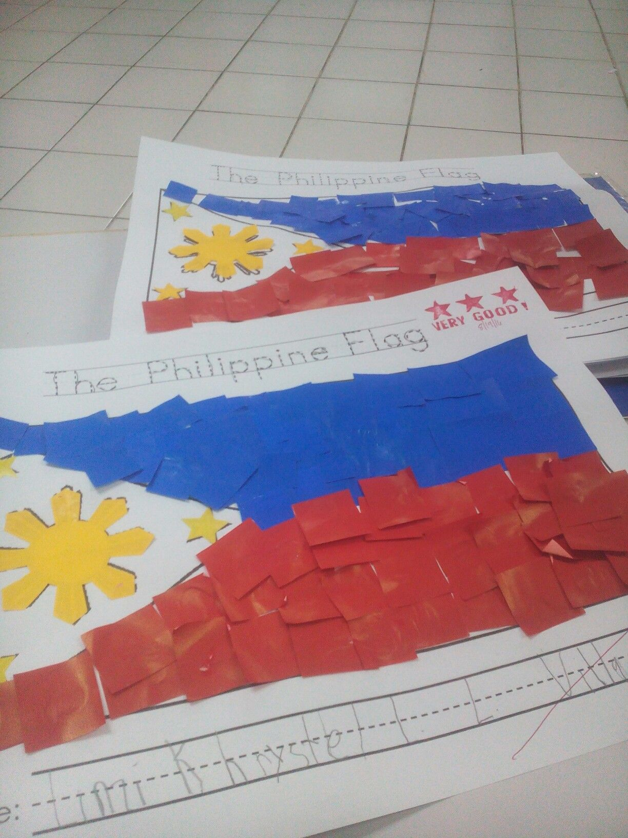 Buwan Ng Wika Activity By The Nursery