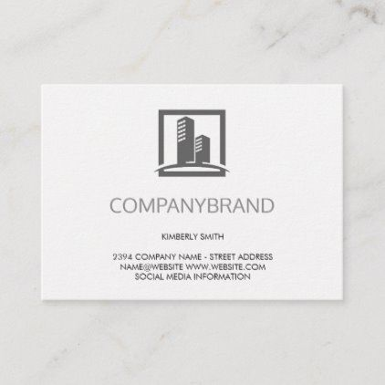 Large Monogram Black White Red Clean Business Card Zazzle Com Cleaning Business Cards Business Card Red Personal Business Cards Design