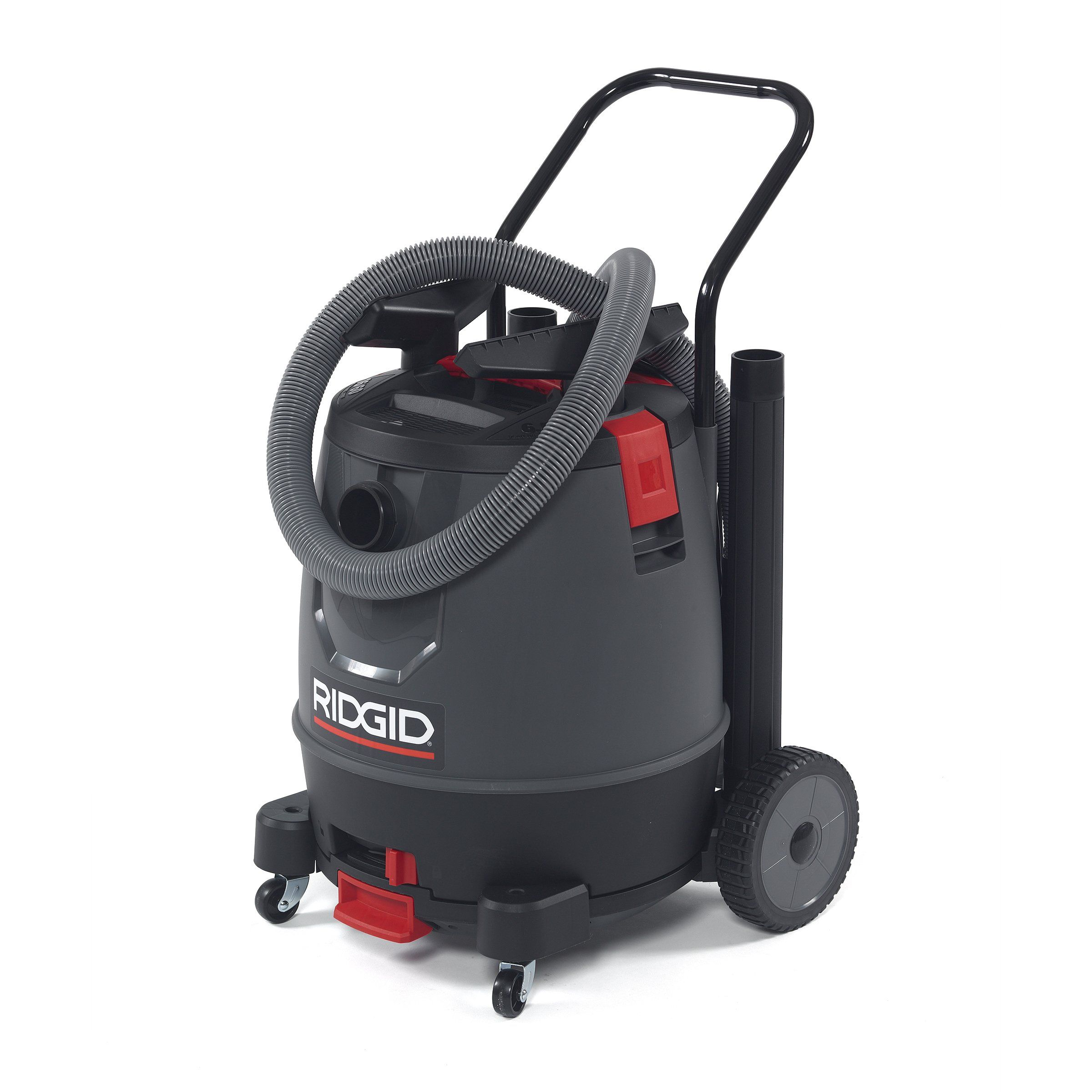 Ridgid 50338 1650rv Motoronbottom Wet Dry Vacuum 16 Gal Red You Could Get More Details By Clicking The Picture This Wet Dry Vacuum Wet And Dry Power Tools