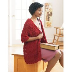 Loops & Threads® Impeccable™ DIY Friendship Shawl (Knit)