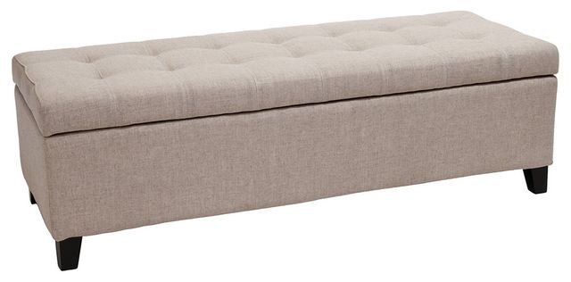 Cool Footstool Storage Cubes Fabric Storage Ottomans: A Must Have New Addition For My Maison. Santa Rosa Beige