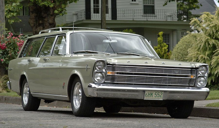 1966 Ford Country Sedan I Love Old Muscle Car Station Wagons