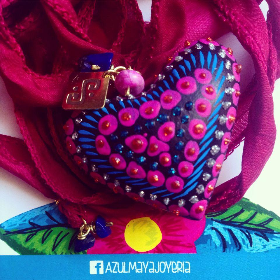 LOVE #azulmaya #joyeria #joyeriamexicana #jewelry #mexicanjewelry