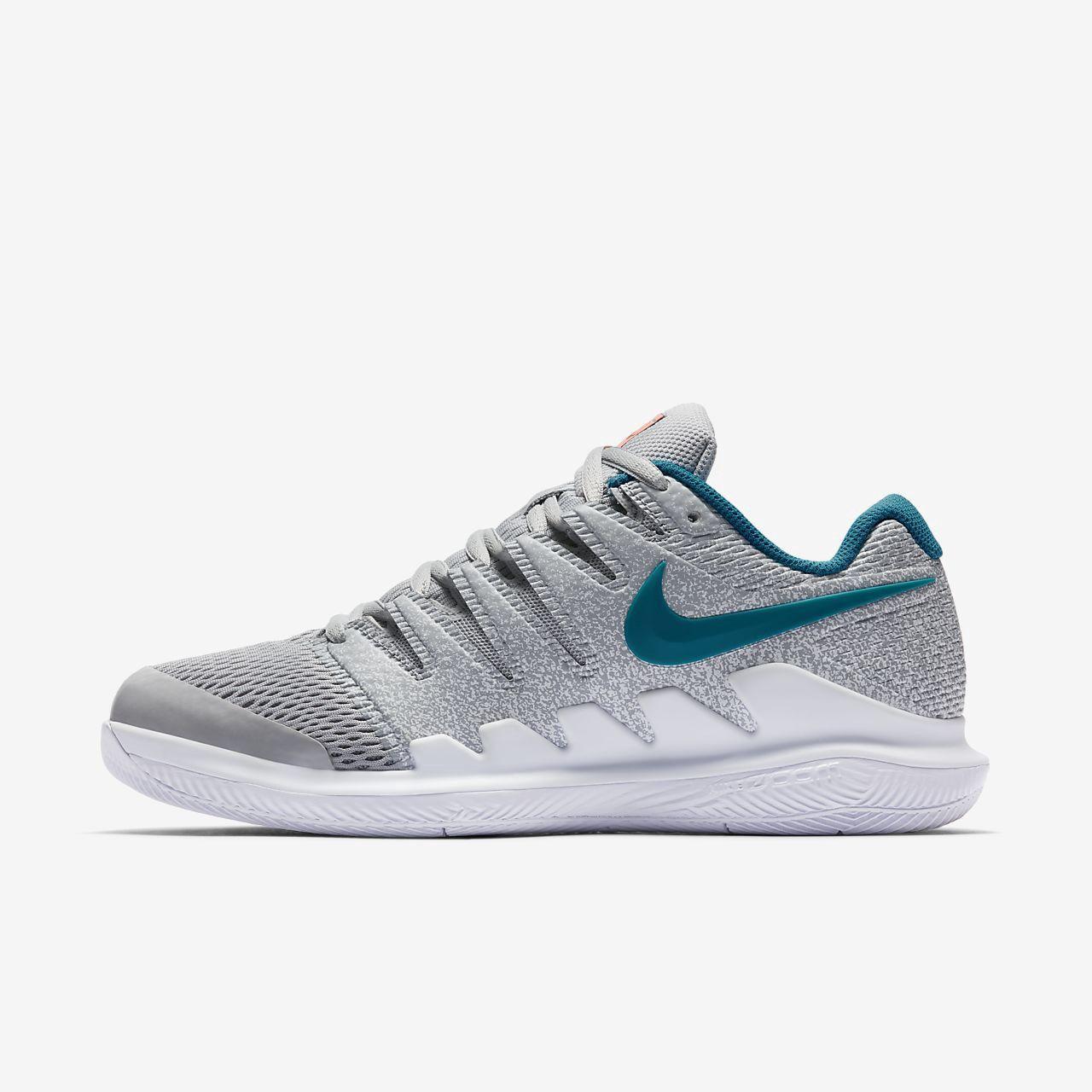 pretty nice a1402 11d68 Nike Air Zoom Vapor X Hc Women s Tennis Shoe - 11.5