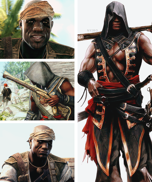 Adewale Assassin S Creed Iv Black Flag Freedom Cry Assassins