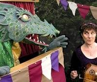 Watermans Theatre for children London - The Dragon's Tale (4-8yrs)