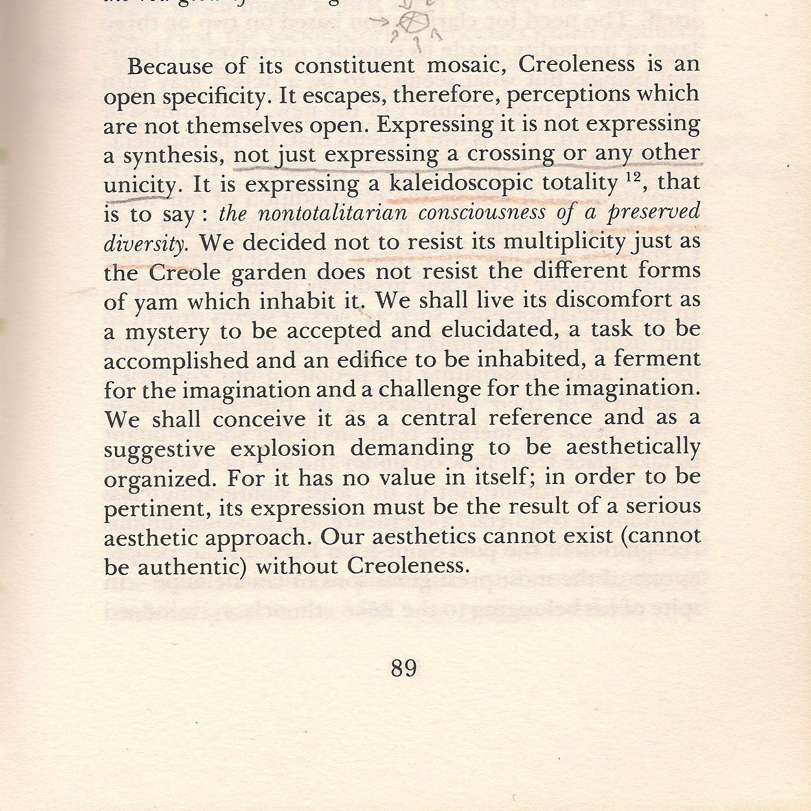 In Praise Of Creoleness Livre De Jean Bernabe Patrick Chamoiseau Et Raphael Confiant 1989 Literatura Caribeno