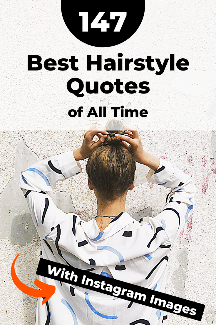 Pin on Best Hair Quotes & Sayings