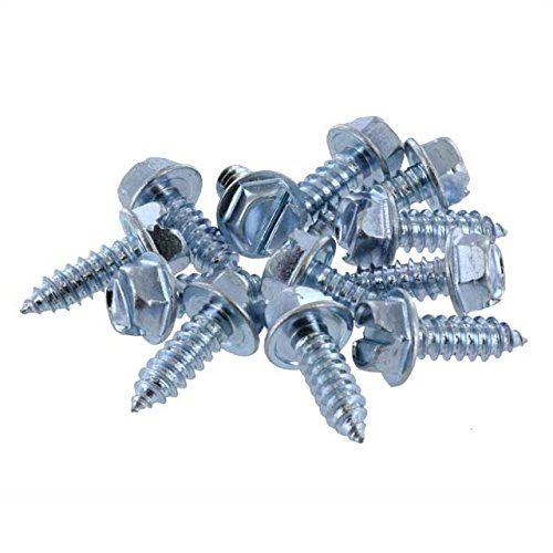 14 X 3 4 E Track Hex Head Wood Screw Pack 10 Pk 2 87 Ideal For Mounting E Track Systems 10 14 X 3 4 Hex Washer Head Wood Screw 3 8 Drive The Hex Head