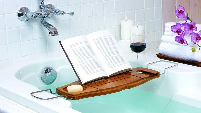 Relax In The Bathtub With Some Good Internet With Umbra\'s Bath Caddy ...