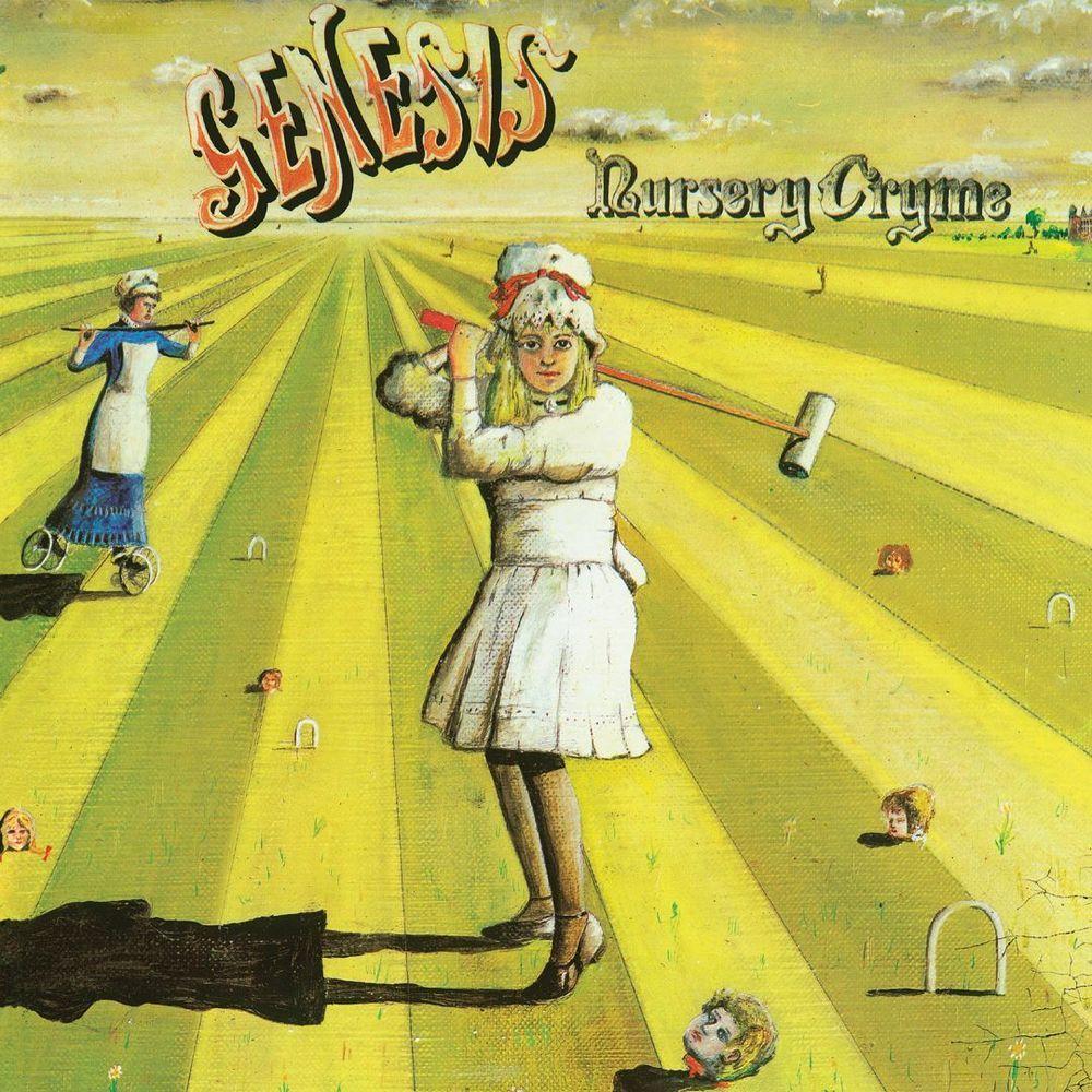 Nursery Cryme [LP] - VINYL