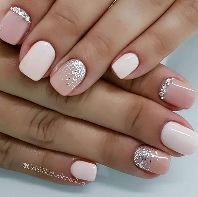 Hottest Nail Designs Best Nail Art Designs Short Nails Cute Gel Nails Short Acrylic Nails Short Gel Nails